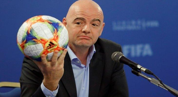 انفانتينو: إجراء كأس العالم كل عامين لن ينال من سحر البطولة