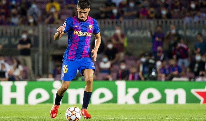 برشلونة يفقد بيدري لاسبوعين