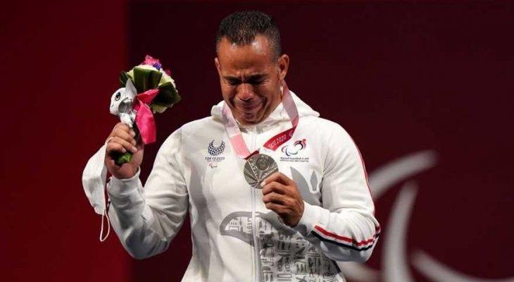 فضيتان لمصر في بارالمبياد طوكيو  ترفعان حصيلة ميداليات العرب