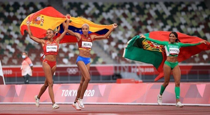 روخاس: التركيز في اولمبياد باريس سيكون على الوثب الطويل