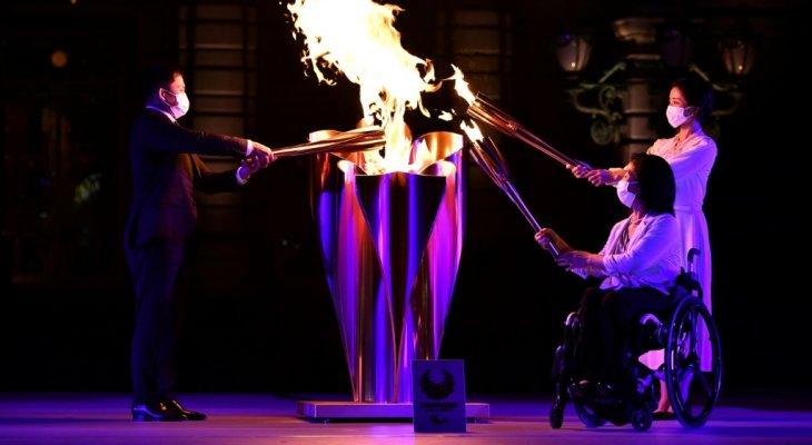 افتتاح الألعاب البارالمبية في طوكيو