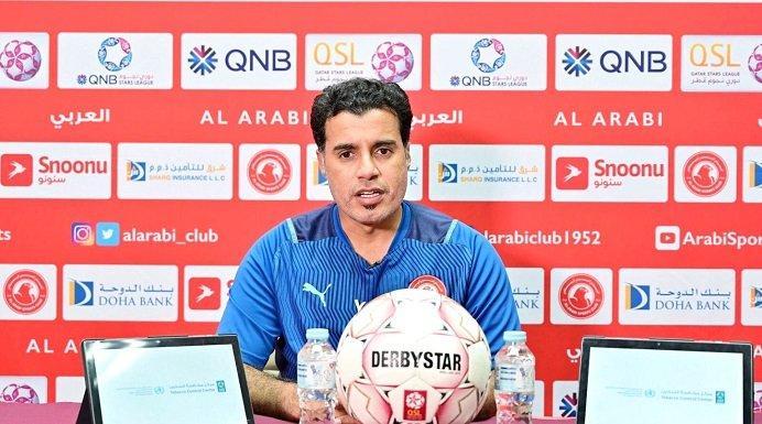 مدرب قطر: للفوز على الدحيل نحتاج إلى التركيز والتقليل من اخطائنا