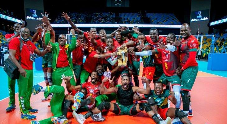 الكرة الطائرة : تونس تواجه الكاميرون في نهائي بطولة افريقيا