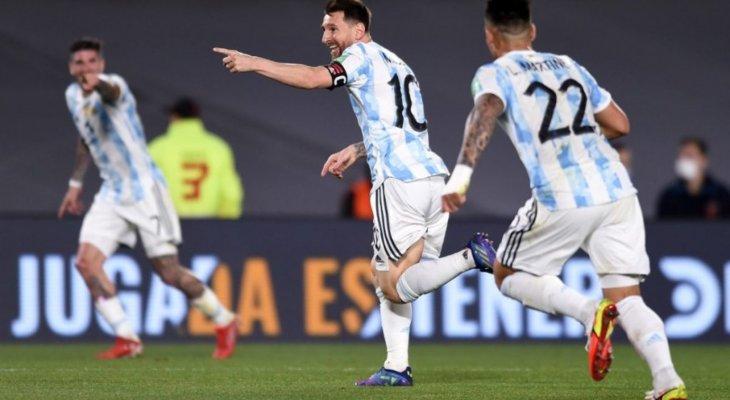 تصفيات اميركا الجنوبية: فوز الأرجنتين فنزويلا وبوليفيا والتعثر الاول للبرازيل