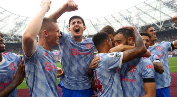 الدوري الإنكليزي: لينغارد يصالح الجماهير بإهداء الفوز على وست هام وهزيمة ليستر سيتي