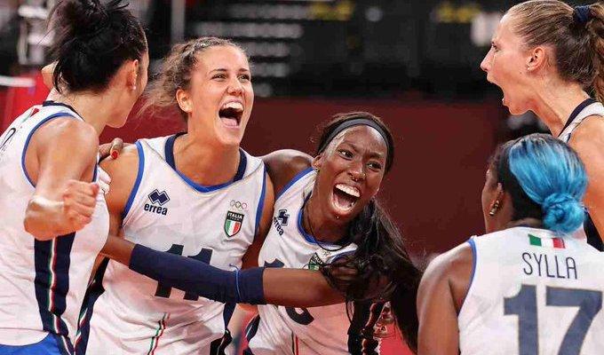 بطولة اوروبالكرة الطائرة للسيدات: إيطاليا تجرّد صربيا من اللقب