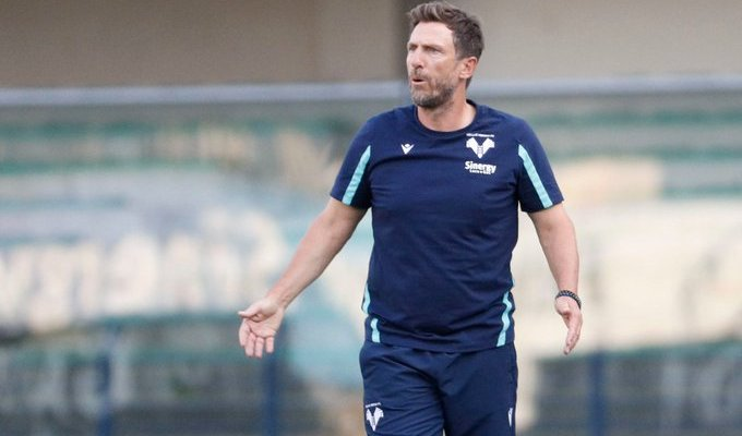 أول إقالة لمدرب في الدوري الايطالي ضحيّتها دي فرانشيسكو