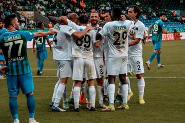 الدوري التركي: التاي مفاجأة الموسم يقفز للمركز الثالث