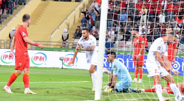 التصفيات الاسيوية: لبنان يحقق فوزه الاول على سوريا وانتصار عمان