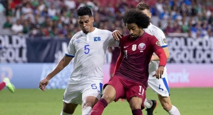 اهداف مباراة قطر والسلفادور