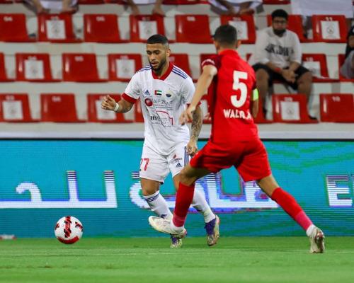 فوز صعب لـ شباب الاهلي دبي على الشارقة في الدوري الاماراتي