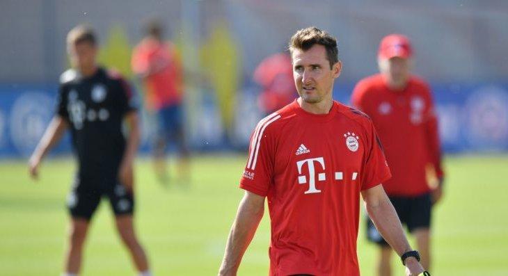 كلوزه مرشّح لتدريب منتخب ألمانيا للشباب