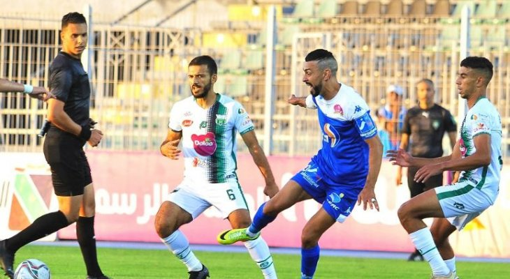 بداية موفقة للرجاء والدفاع الجديدي في انطلاقة الدوري المغربي