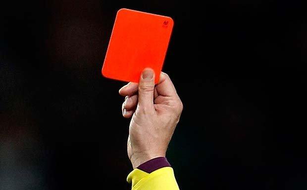 خاص: اسرع بطاقة حمراء والانتحار بسبب الخسارة