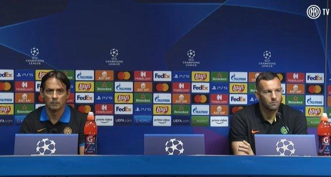 انزاغي: نأمل أن نكون بيومنا في مواجهة ريال مدريد