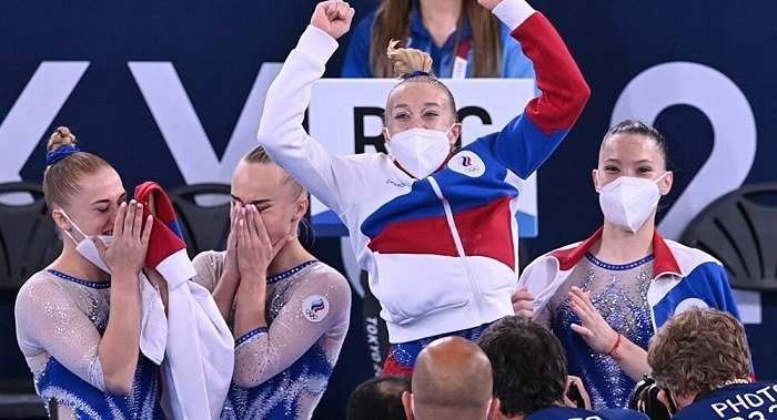 مكافآت مالية ضخمة وسيارات لابطال روسيا في اولمبياد طوكيو
