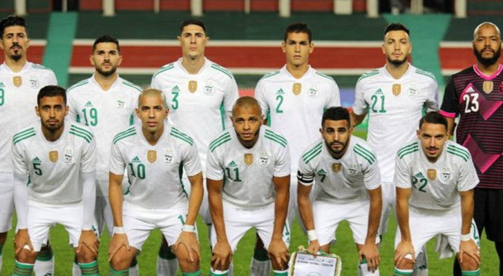 الجزائر تواجه جيبوتي في مصر