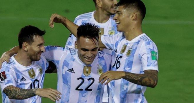 لاوتارو مارتينيز: نتطلع لمواجهة البرازيل