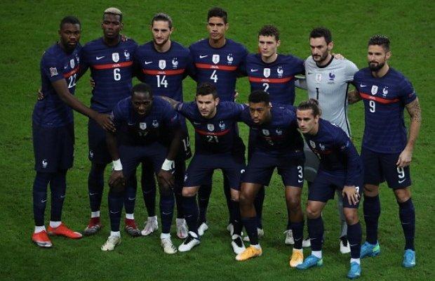 مباريات فرنسا في التصفيات المؤهلة إلى مونديال 2022