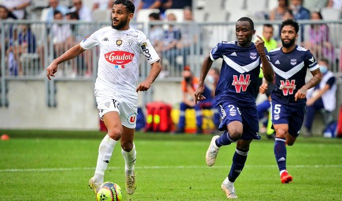الدوري الفرنسي: تعادل انجيه وبوردو وسقوط لوريان وميتز وريمس حبايب