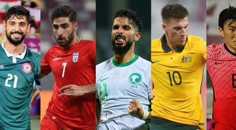 حارس لبنان يُنافس على جائزة لاعب الأسبوع في تصفيات كأس العالم 2022