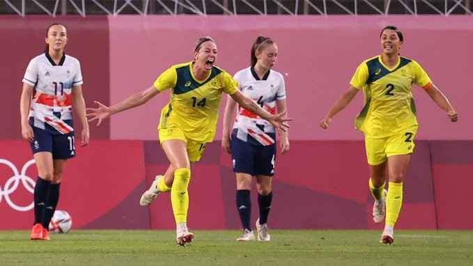 أولمبياد طوكيو - كرة قدم للسيدات: كندا وأستراليا إلى نصف النهائي