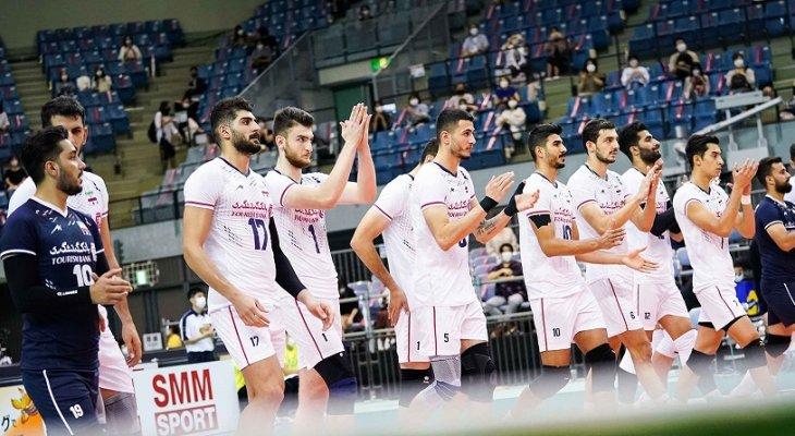 ايران تهزم اليابان وتحتفظ بلقب بطولة آسيا للكرة الطائرة