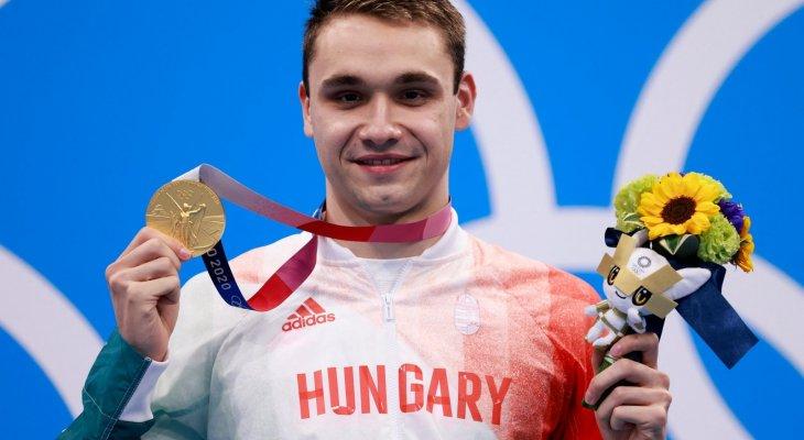 اولمبياد طوكيو - سباحة: المجري ميلاك يحقق رقما قياسيا ويحصد الميدالية الذهبية