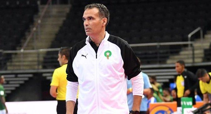 مدرب صالات المغرب يعلق على التاهل الى دور الـ16 بالمونديال