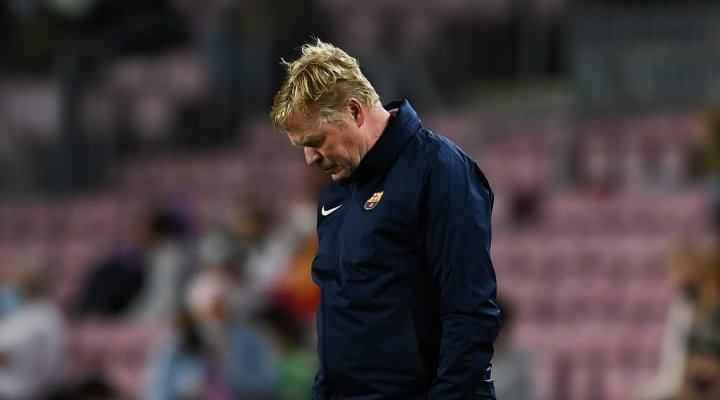 كومان: برشلونة اصبح فريقًا مختلفًا عما كان عليه منذ 8 أعوام