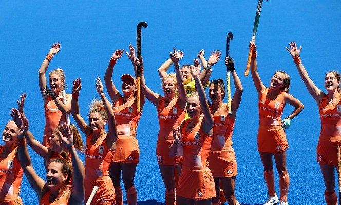 طوكيو 2020 :هولندا إلى  نهائي منافسات هوكي السيدات