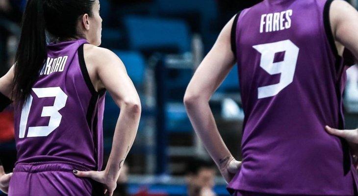 بطولة العرب لكرة السلة للسيدات: بيروت اللبناني يواجه الثورة السوري في النهائي