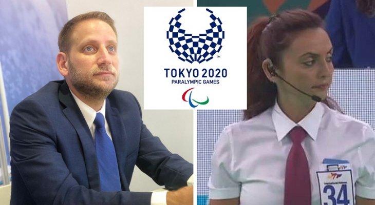 تايكواندو: مشاركة ادارية وتحكيمية  في أولمبياد طوكيو لذوي الاحتياجات الخاصة
