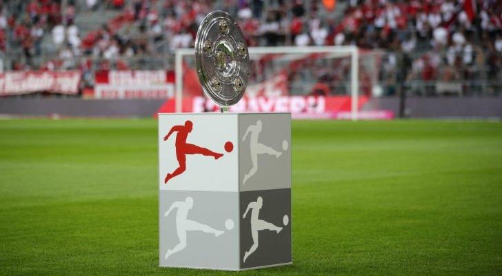 ترتيب الدوري الالماني بعد نهاية المرحلة السادسة