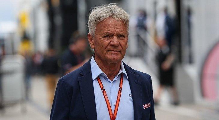 سورر: يبدو ان مازبين لم يتاقلم في الفورمولا 1