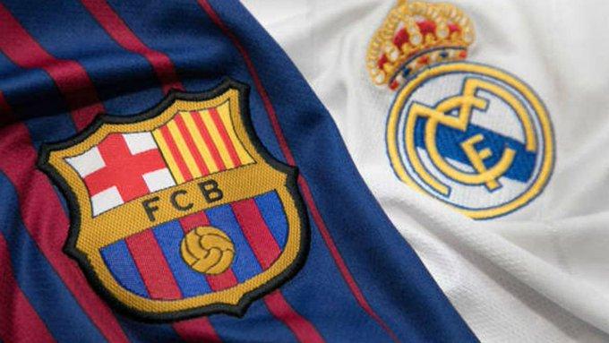 تحديد موعد كلاسيكو الارض بين ريال مدريد وبرشلونة