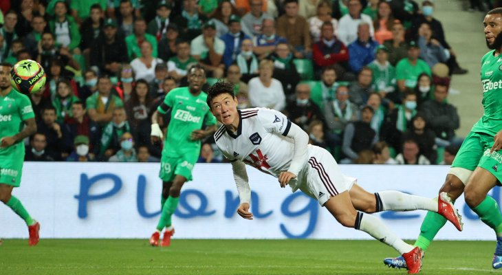 الليغ 1: بوردو يحقق الفوز امام سانت اتيان ويعزز موقعه