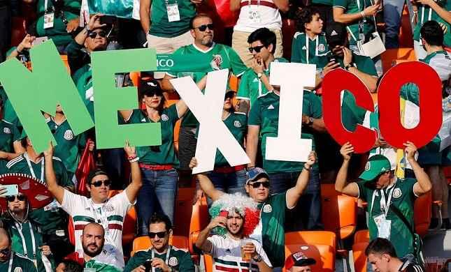 المكسيك تدعم رئيس الفيفا لإقامة كأس العالم كل عامين