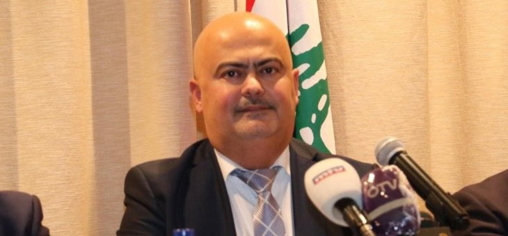 القاصوف يعلن لائحته لخوض انتخابات اتحاد كرة الطائرة