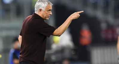مورينيو: لدى روما لاعبون جيدون ومدرب جيد