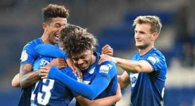 كأس المانيا: هوفنهايم يرافق لايبزيغ وهيرتا برلين الى الدور المقبل